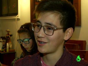 Alexis, el primer adolescente trans registrado legalmente en Chile