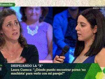 Lorena Berdún en laSexta Noche
