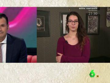 Iñaki López entrevista a Zenda, actriz porno