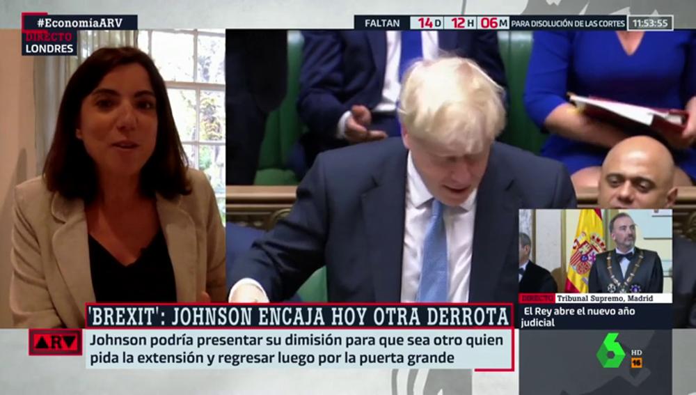 Boris Johnson podría acabar en la cárcel si infringe la ley que prohíbe un Brexit sin acuerdo con la UE