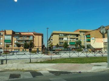 Plaza Vergara de Getafe