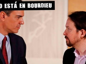 Pedro Sánchez y Pablo Iglesias en una imágen de archivo