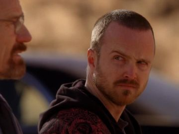Aaron Paul en 'Breaking Bad'