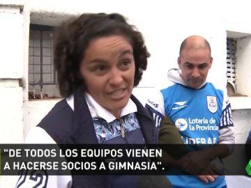 Revolución Maradona en La Plata
