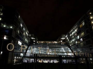 El hospital Georges Pompidou de París