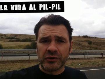 Iñaki López comenta la posibilidad de peajes en todas as carreteras