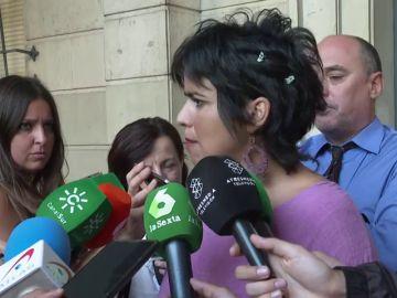 """Teresa Rodríguez se sintió """"un objeto"""" cuando Muñoz Medina intentó besarla: """"Quiso humillarme por ser mujer"""""""