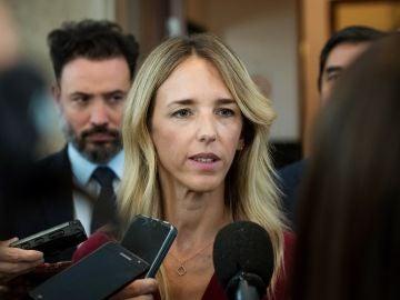 """Cayetana Álvarez de Toledo renunciaría a liderar la candidatura en Barcelona en favor de Arrimadas como """"gesto de compromiso con España Suma"""""""