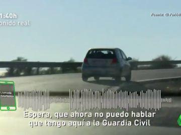 """La última llamada de Ana Julia Quezada antes de ser detenida: """"No puedo hablar, que tengo aquí a la Guardia Civil y al final me van a parar"""""""