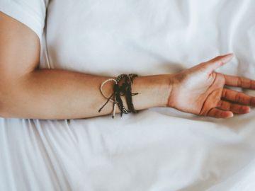 Imagen de un brazo de un hombre (Archivo)