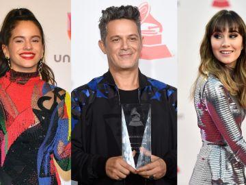 Rosalía, Aitana y Alejandro Sanz, nominados a los Grammy Latinos