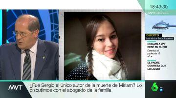 """El abogado de la familia de Miriam Vallejo, la joven asesinada en Meco: """"Posiblemente haya nuevas detenciones"""""""
