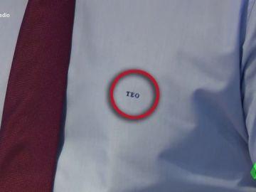 La prueba que 'demuestra' los problemas económicos del PP: bordaban sus nombres en las camisas para que nadie se las llevara