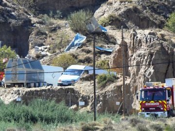 Explosión en Guadix