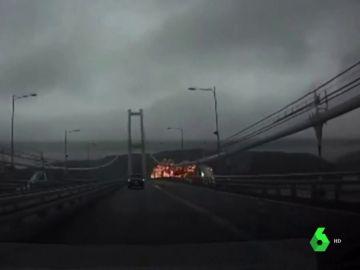 Al menos 18 heridos tras una explosión a bordo de un petrolero en Corea del Sur