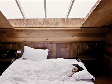 A menor edad, más horas necesitas dormir