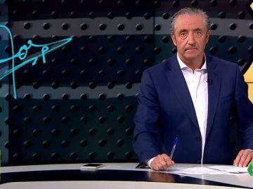 """Josep Pedrerol: """"El enfado con Bartomeu es de todo el vestuario"""""""
