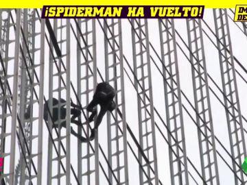 Spiderman Sexta Deportes