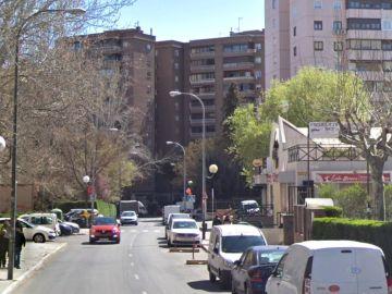Calle de Uruguay, en Coslada, donde ocurrieron los hechos