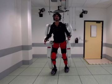 Exoesqueleto para tetrapléjicos