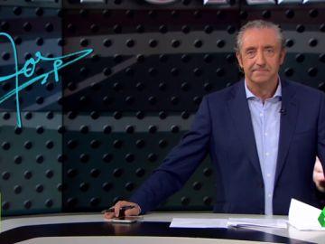 "Josep Pedrerol: ""Simeone no engaña a nadie"""