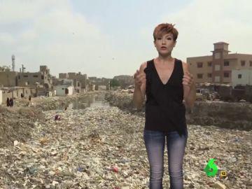 Ciudades plagadas de residuos y mares con más plástico que peces: las consecuencias de la exportación ilegal de basuras