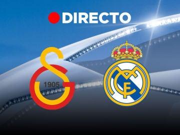 Galatasaray - Real Madrid, partido de la Champions League 2019/2020