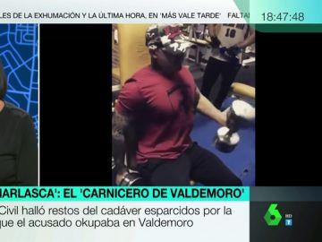 El perfil del 'carnicero tatuador' de Valdemoro: obsesionado con lo macabro y la muerte