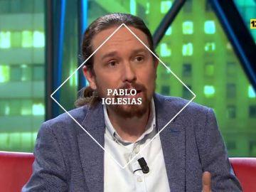 Pablo Iglesias, Francis Franco y Gonzo, este sábado en laSexta Noche