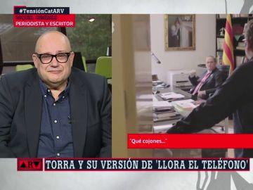 El periodista y escritor Miquel Giménez