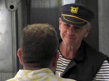 """Manuel desafía a la profesionalidad Chicote al quedarse solo en El submarino: """"¿No te has equivocado nunca?"""""""