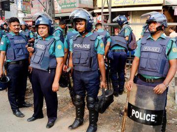 Policía de Bangladesh