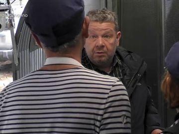 """La justificación de Manuel sobre el suelo encharcado del 'food truck' que deja sin palabras a Chicote: """"Es un submarino"""""""