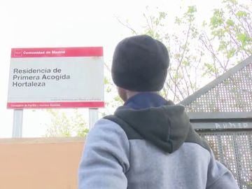 """""""Yo no vengo a buscar problemas, solo a trabajar"""": hablamos con varios migrantes del centro de menores de Hortaleza"""
