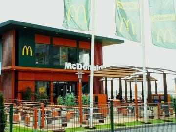 Local de McDonald's en Melilla