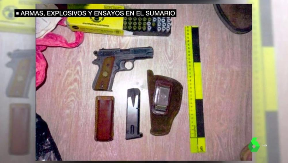 """Uno de los CDR dijo que los explosivos eran para experimentar:"""" Soy bastante autodidacta"""""""