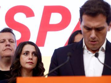 Elecciones generales 2019: Rivera dimite