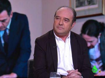 El periodista y director editorial de InfoLibre, Jesús Maraña