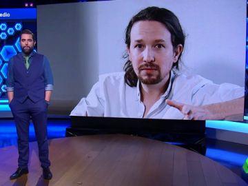 """Españoles, el pelo de Pablo Iglesias """"sigue muerto"""": el análisis de la melena más famosa de la política"""