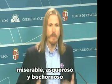 Pablo Fernández, de Unidas Podemos
