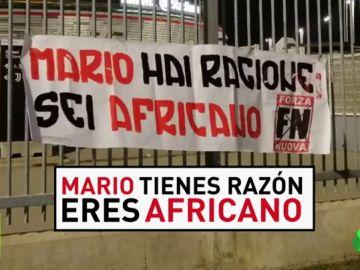 """Nuevo ataque racista contra Balotelli en Turín: """"Eres africano"""""""