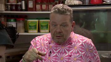 """Sonia se desespera con Chicote porque le """"toca los cojones"""" y el chef se contiene: """"De aquí salgo tibetano"""""""