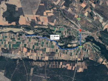 Dos pueblos de León en disputa por sus límites geográficos