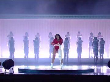Rosalía en los Grammy
