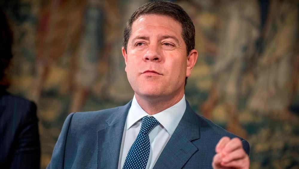 Emiliano García-Page en una imagen de archivo