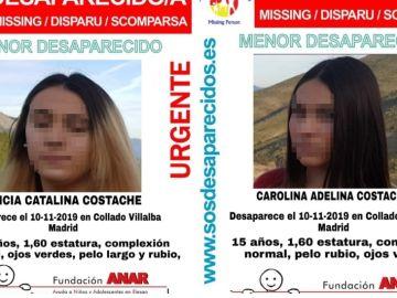 Imágenes de búsqueda de Carolina y Alicia Costache