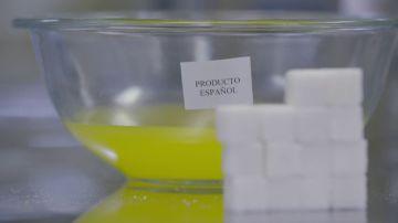 ¿Qué pasa si comparamos el azúcar que hay en los productos chilenos y españoles de la misma marca?