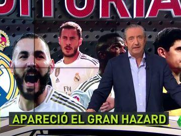 """Pedrerol: """"Tanto miedo a Neymar y a Mbappé... y al final el equipo temible fue el Madrid"""""""