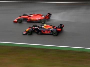 Honda seguirá motorizando a Red Bull hasta 2021