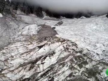 Glaciares en España